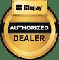 Clopay Authorized Dealer Logo