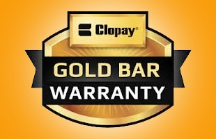 Clopay Gold Bar warranty