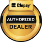 Clopay Authorized Dealer Logo