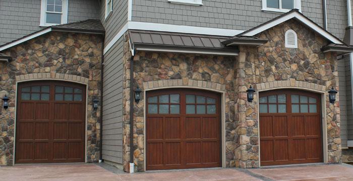 Northgate doors inc garage door photo gallery for Clopay hurricane garage doors