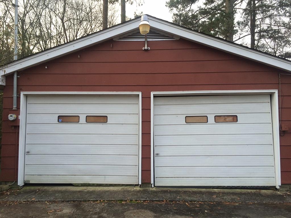northgate garage door garage doors before and after